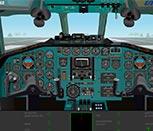 Игра самолеты ТУ 154