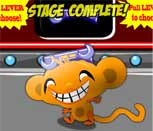 Игра Счастливая обезьянка: Погром
