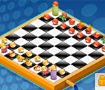 Игра шахматы со смайликами