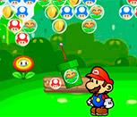 Игра шарики с Марио