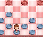 Игра для девочек шашки