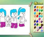 Игра Скуби Ду Лего