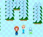 Снежная война на двоих