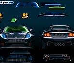 Игра создай свою машину