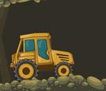 Игра спасение трактора в шахте