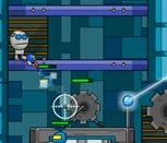 Стрелялки с роботами
