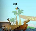 Игра стрелялки пиратов