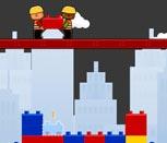 Игра стройка Лего