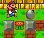 Супер Марио бомбер на двоих
