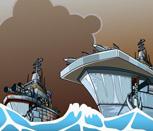 Игра супер военный корабль