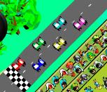 Игра про тачки — восстание машин