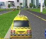 Игра такси 3д