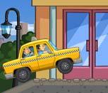 Игра для девочек такси