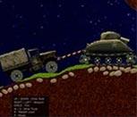 Игра танк с прицепом