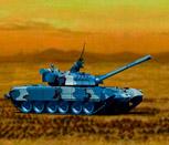 Танковая перестрелка на двоих