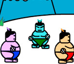 Игра толчки сумо