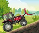 Игра трактора и комбайны