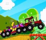 Игра на двоих тракторы