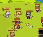 Игра война котят