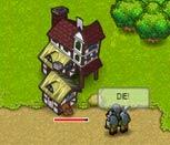 Игра война замков