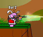 Игра войнушки с оружием