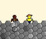 Игра на двоих защита башни