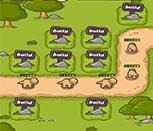 Игра для мальчиков защита от динозавров