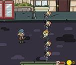Игра зомби драки