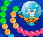 Игра Зума мишка водолаз